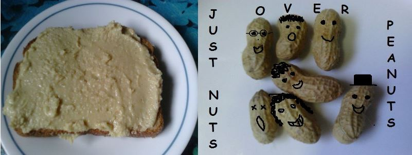 Homemade Peanut Butter montage 2 image